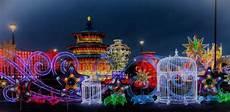 Festival Of Lights Fairfax Va Lightup Fest Brings 1 Million Lights To Loudoun Wtop