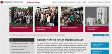 Chapman University Graphic Design California Top 53 Best Graphic Design Colleges In The Usa Tripodyssey