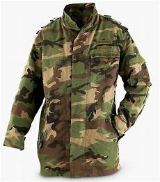 camo coats for 100 genuine army issue jacket coat woodland camo