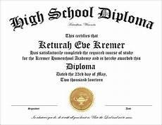Diploma Samples Certificates Free Printable High School Diploma Template Huge