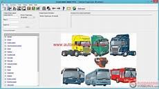 Scania Multi Parts Amp Service 12 2014 Full Auto Repair