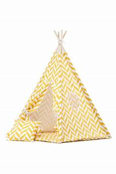 Canvas Slip Cover For Sofa Png Image by Mustard Herringbone Teepee Set Tipitentkids Teepee