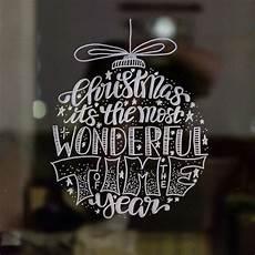 lettering weihnachtskugel als fensterbild vorlage