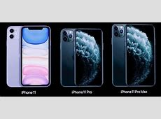 iPhone 11, iPhone 11 Pro And iPhone 11 Pro Max Launched By