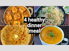 4 healthy & quick dinner recipes   easy dinner party