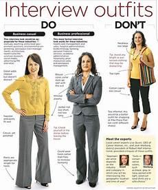 Women Interview Attire Attire Do S And Don Ts For Interview Season