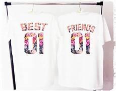 Matching Designs For Best Friends Best Friends Shirts Best Friends Matching Shirts Friends