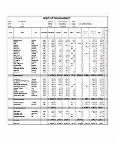 Cost Tracking Template Excel Project Tracker Template 6 Free Excel Document