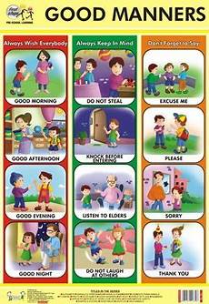 Good Habits Chart For School Good Manners Chart Manners Chart Manners Preschool