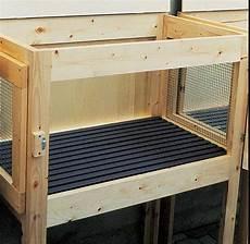 costruire gabbia conigli gabbia per conigli fai da te progetto completo e dettagliato