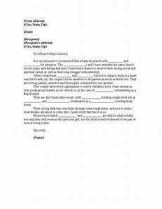 Letter Of Recommendation For Adoptive Parent Pin Di Adopte