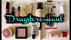 new drugstore makeup haul april 2015