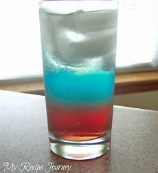 my recipe journey red white and blue drink