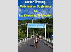 Valle Nuevo to Las Chinamas Border Crossing   DIY Travel HQ