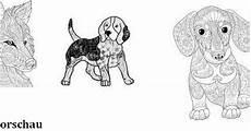 Ausmalbilder Hunde Beagle Ausmalb 252 Cher F 252 R Erwachsene Hunde Zum Ausmalen Und Relaxen