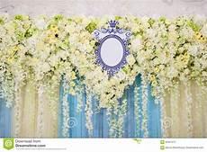 Nice Wedding Background Backdrop For Wedding Stock Photo Image Of Background