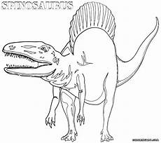 spinosaurus coloring pages coloring pages to