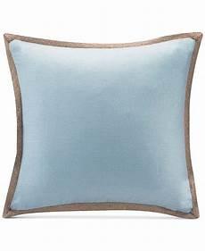park 20 quot square linen with jute trim decorative