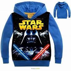 wars clothes for 2018 children boys sweatshirt wars t shirt children
