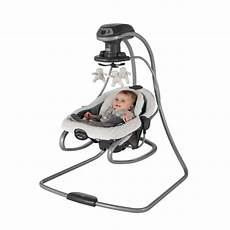 swing baby graco duetsoothe swing and rocker winslet