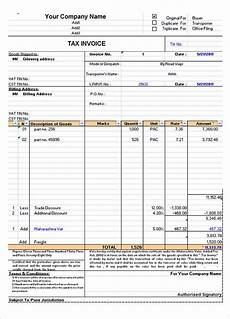 Indian Tax Invoice Software Free Download Pin By Technical Teht On Surpfectipp Microsoft Word