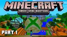 minecraft xbox one adventure part 1 next minecraft