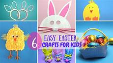 6 easy easter crafts for easter craft ideas
