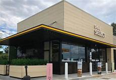 Convenience Store Exterior Design Photo Gallery The Design Behind The First Ever Shell