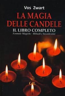 candele e magia la magia delle candele vos zwart libro