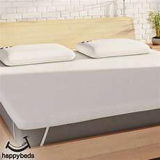panda memory foam bamboo mattress topper bamboo mattress
