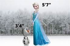 how tall olaf is here is the right height of frozen s olaf