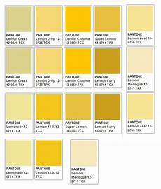 Shades Of Gold Color Chart Yellows Yellow Paint Colors Paint Color Palettes