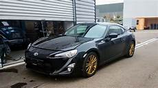 this fully electric toyota gt86 looks rather quick car