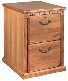 golden oak two drawer wood office file cabinet ebay
