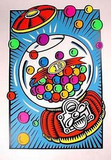 Pop Art Food John Tuohy S Art For The Pop Of It Burton Morris