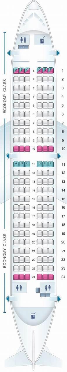 Alitalia Flight 631 Seating Chart Seat Map Adria Airways Airbus A319 Best Airplane China