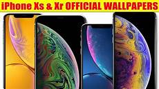 official iphone xs wallpaper get the iphone xs xr official wallpapers hd