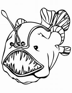 Malvorlagen Fisch Kostenlos Sea Fish Coloring Pages And Print For Free
