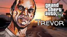 grand theft auto v drawing trevor philips acrylic