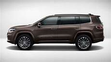 2020 Jeep Commander by 2020 Jeep Grand Commander To Be Chrysler Badged Jeep Trend