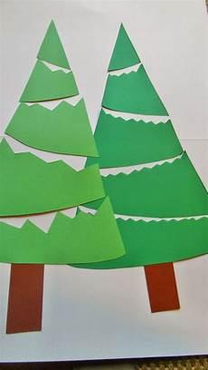 Fensterbilder Weihnachten Vorlagen Tannenbaum Einfache Bastelarbeit Kruschkiste Basteln Weihnachten