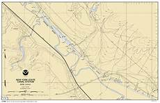Mohawk River Depth Chart Mohawk River Erie Canal Oriskany Creek Nautical Chart