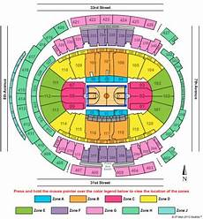 Square Garden Basketball Seating Chart 3d Square Garden Tickets In New York Seating Charts