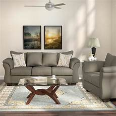 andover mills chisolm 2 living room set reviews