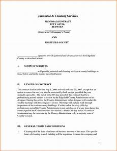 Cleaning Business Proposal Sample Proposal Template Cleaning Services 5starairductcleaning