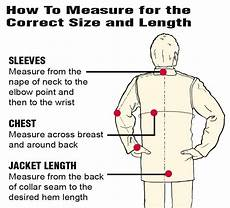 Sleeve Measurement Chart How To Measure For A Men S Suit Men Health India