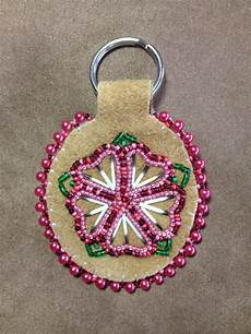 1000 images about alaska beadwork keychains on