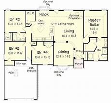 4 Bedroom Ranch House Plans New 4 Bedroom Ranch Style House Plans New Home Plans Design