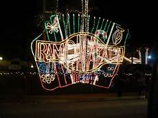 City Of Hidalgo Texas Festival Of Lights Brook Ridge Retirement Living Trip To Hidalgo Christmas