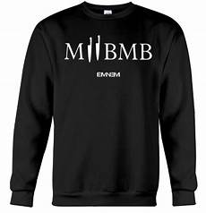 Eminem Merch Size Chart Eminem Sweatshirt In Stock With Free Worldwide Shipping